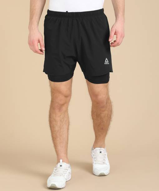aad8b7eff4ce Reebok Shorts - Buy Reebok Shorts Online at Best Prices In India ...