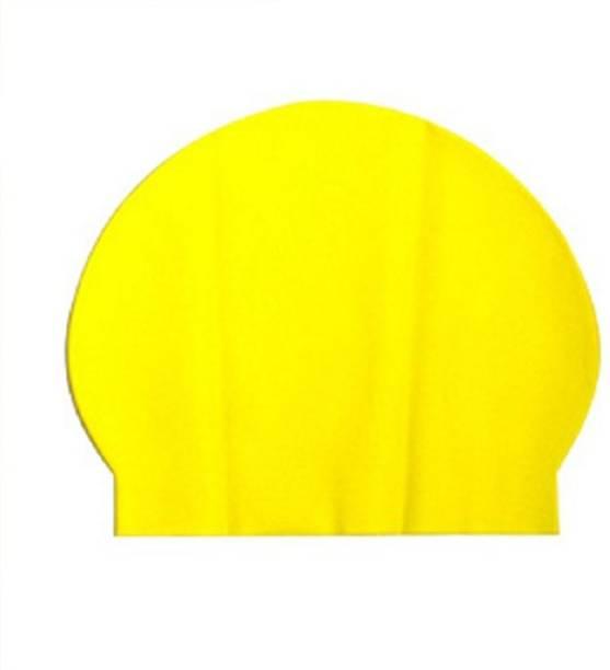 Aurion SWIMM-CAP-PLAN(YELLOW) Swimming Cap