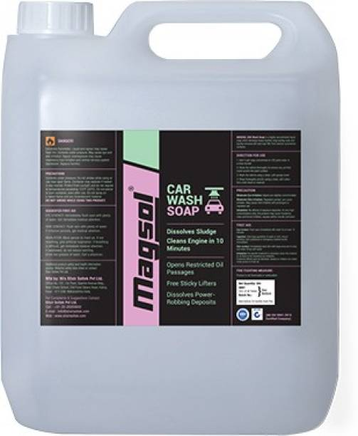 MAGSOL 5LTR Car Washing Liquid