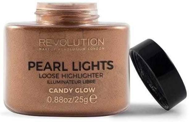 Makeup Revolution Pearl Lights Loose highlighter - Highlighter