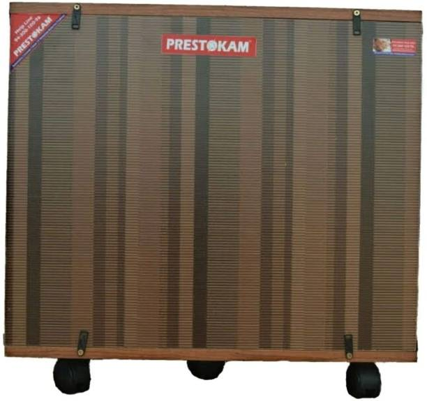 PRESTOKAM Galaxy_Green_Forest Trolley for Inverter and Battery
