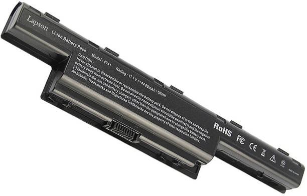 Lapson 5740Z-P602G25Mn 6 Cell Laptop Battery