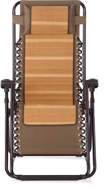 Nilkamal Lounge Metal Outdoor Chair