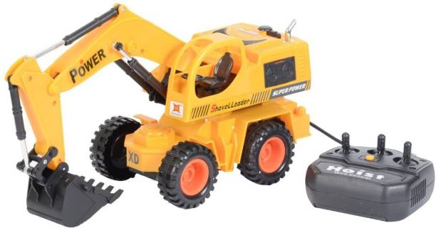 Smartcraft Remote Control JCB - Yellow