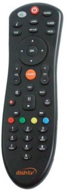 Dish TV Universal HD Recording Dish Tv Remote Controller