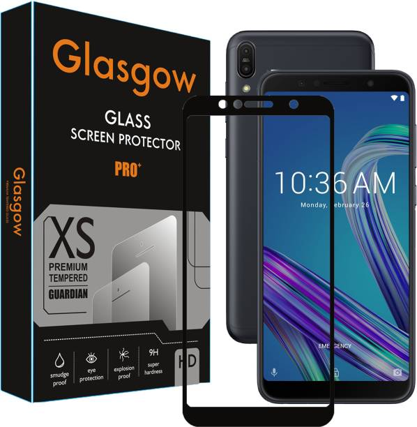 Glasgow Tempered Glass Guard for Asus Zenfone Max Pro M1