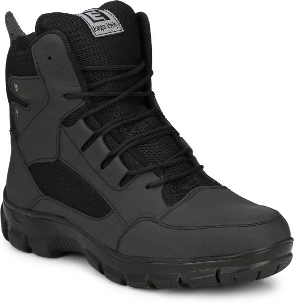 EEGO ITALY ww-70 Steel Toe PVC Safety Shoe