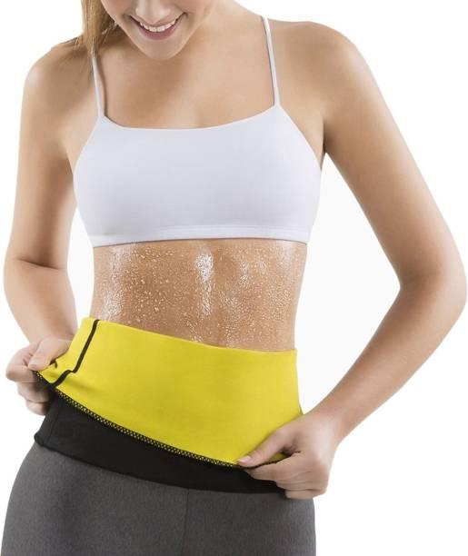 cf2cc2dc2a Svello Sweat Waist Trimmer Fat Burner Belly Tummy Waist Slim  Belt Adjustable Sweat Slim Belt