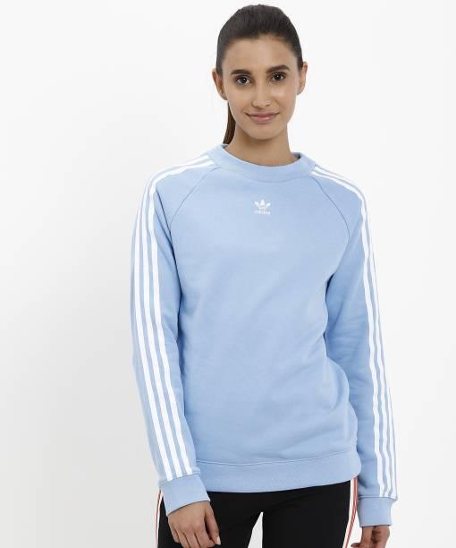 14823aaaf52 Adidas Sweatshirts - Buy Adidas Sweatshirts Online at Best Prices In ...
