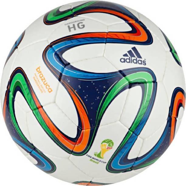 ADIDAS brazuca hard ground football Football - Size: 5