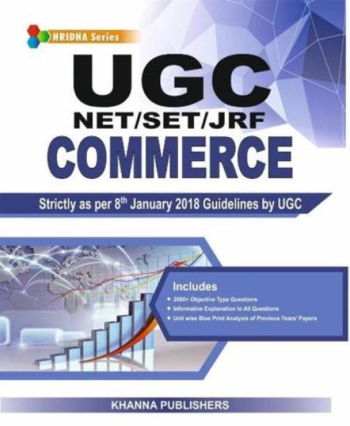 UGC NET / SET ( JRF & LS ) COMMERCE