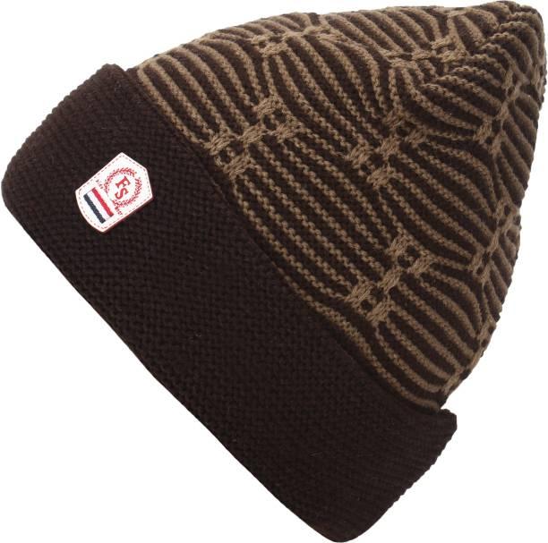 ba211f6c61088 Friendskart Self Design Fashion Winter Warm Beanie Caps Men Women Boy Girl Snow  Knitted Hats Skullies