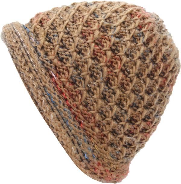 f0ec8bf2f1e Friendskart Self Design Fashion Winter Warm Beanie Caps Men Women Boy Girl  Snow Knitted Hats Skullies