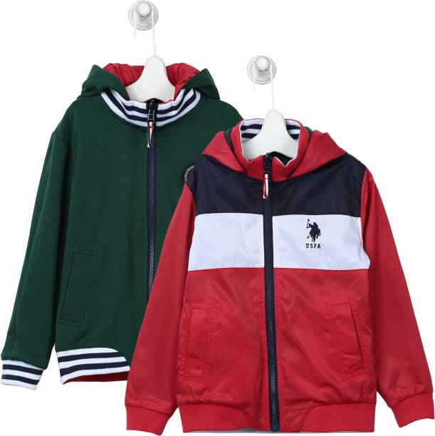 cafebaf8a2e Us Polo Kids Jackets - Buy Us Polo Kids Jackets Online at Best ...