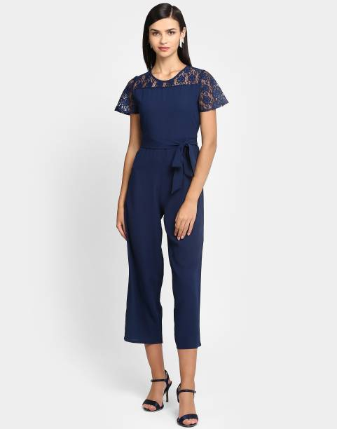 d7f598466222 Denim Jumpsuits - Buy Denim Jumpsuits Online at Best Prices In India ...