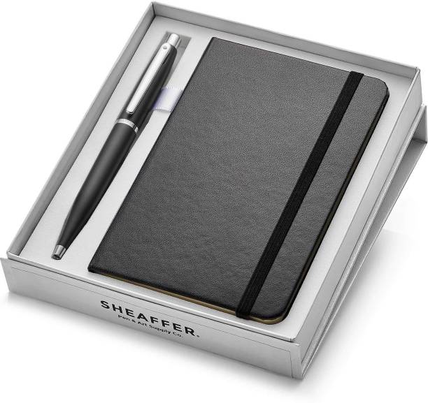 SHEAFFER A6 Note Book with VFM 9405 Ball Pen