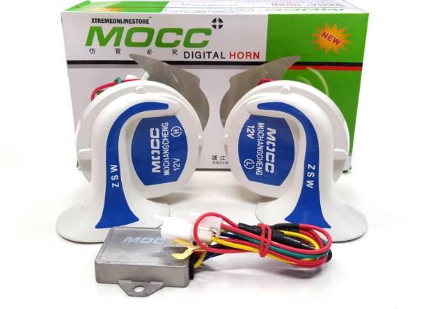 MOCC Horn For Universal For Bike, Universal For Car Universal For Bike, Universal For Car