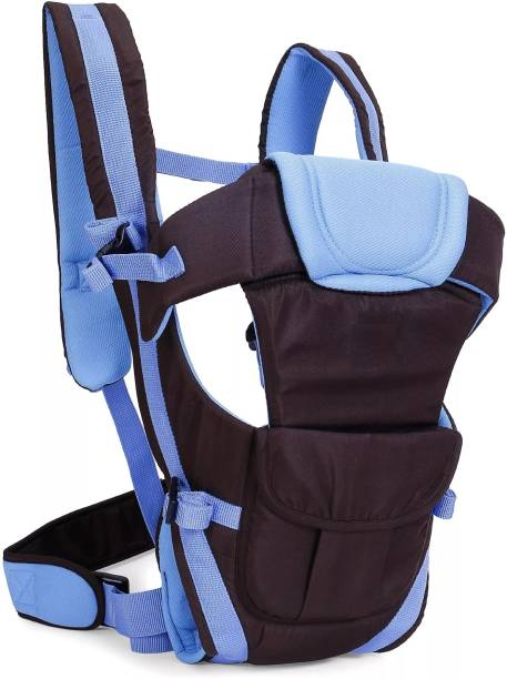 a08ec039b46 InEffable 4 Way Carrying Position Wide Shoulder Straps Adjustable Belts and  Cushioned Inner Portions Baby Carrier