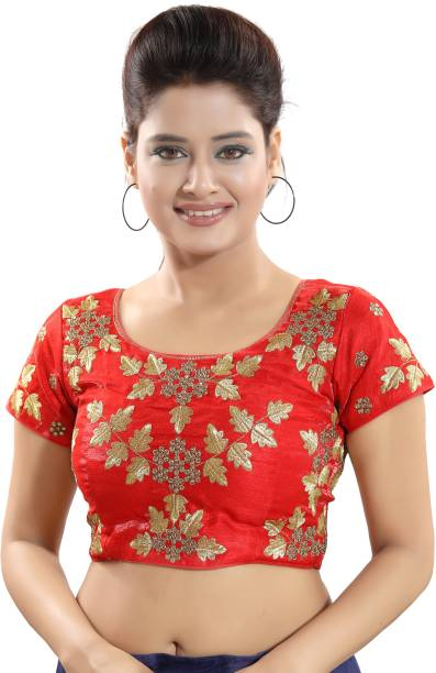 98d4fe81fc Raw Silk Blouses - Buy Raw Silk Blouses Online at Best Prices In ...