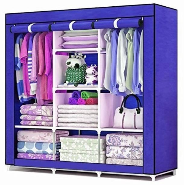Aventure Clothes A3 Storage Closet Seasonal PP Collapsible Wardrobe