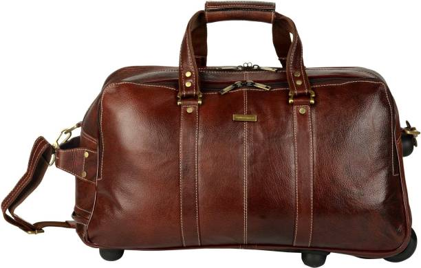 66625622ab96 Brand Leather Duffel Bags - Buy Brand Leather Duffel Bags Online at ...