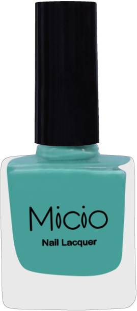 MICIO Luxurious Collection of Matte Color Nail Lacquer Aquatic Teal