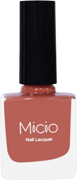 MICIO Luxurious Collection of Glossy Nail Lacquer Caramel