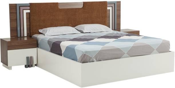 Durian NICHOLAS/A/KB Engineered Wood King Box Bed