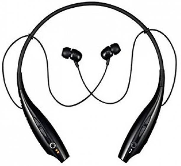 Inext In-936 Bluetooth Headphone/Stereo Neckband Earphones Bluetooth Headset