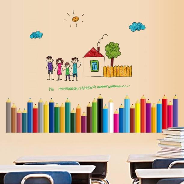 Jaamsoroyals Medium Kids wall sticker