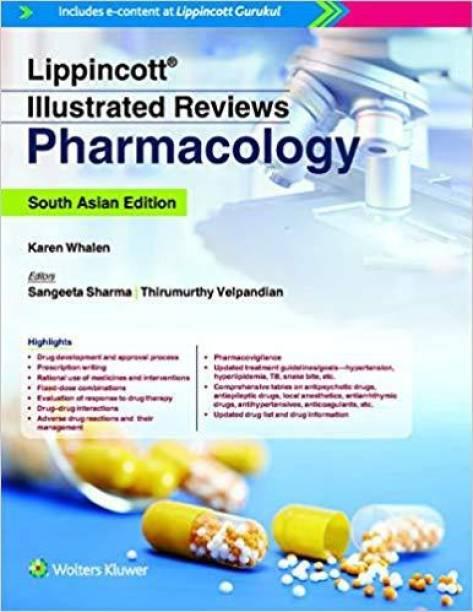 Lippincott Illustrated Reviews Pharmacology