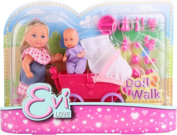 SIMBA EVI Love Doll Walk Playset for Kids