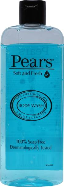 Pears Soft & Fresh Body Wash