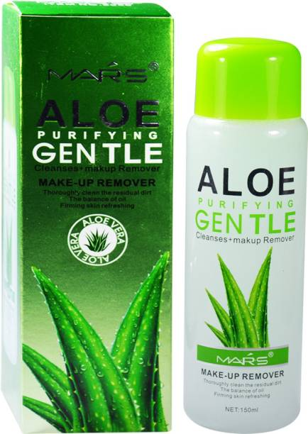 MARS Aloevera Purifying Gentle Cleanses + Makeup Remover Makeup Remover