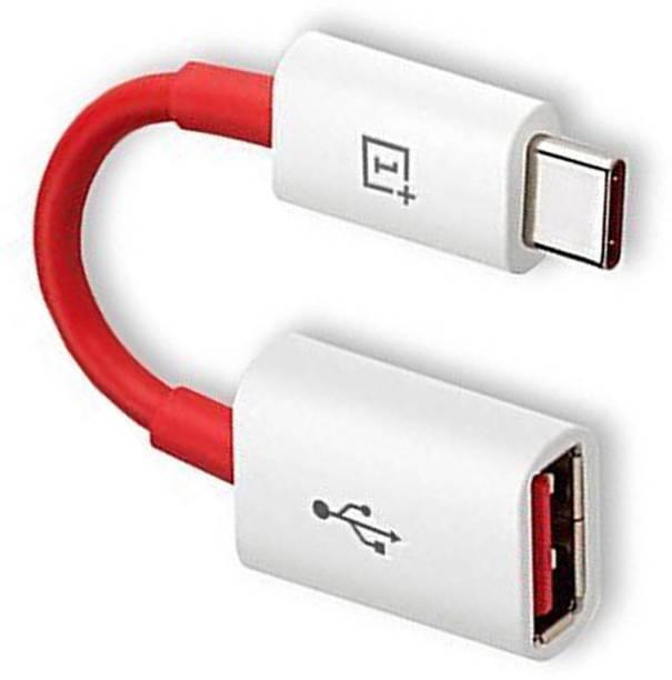 Chappie Moustache USB Type C OTG Adapter
