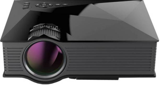 PLAY PP-004 (2000 lm / 2 Speaker / Wireless / Remote Controller) Portable Projector