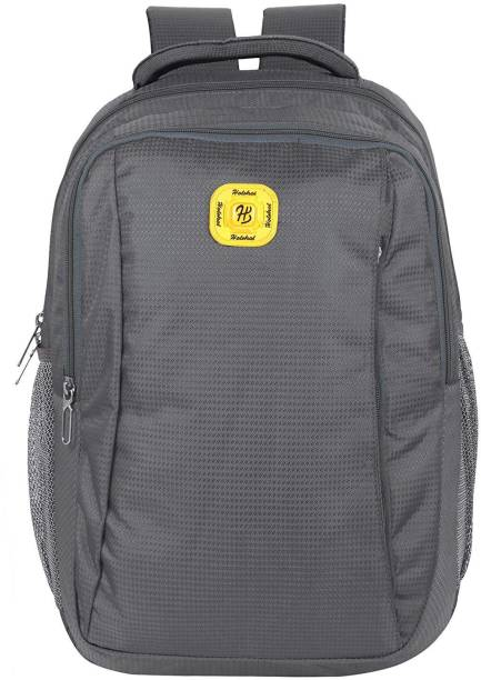 f41e9b6ccc Hot Shot Polyester Waterproof School-College-Tution-Gym Casual 28 L  Standrad Size