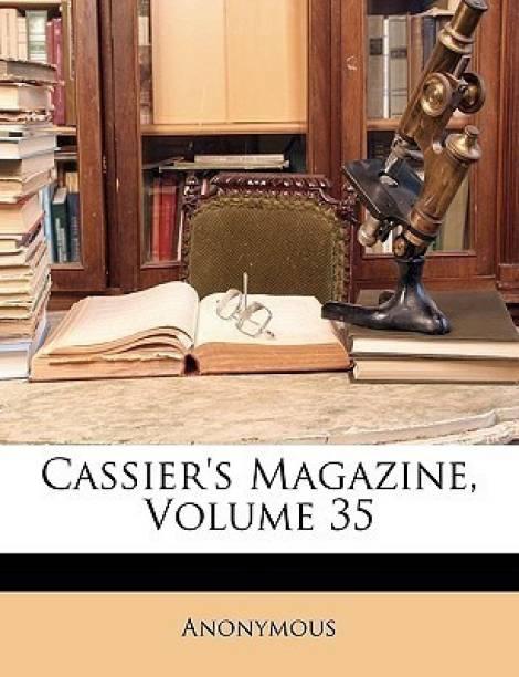 Cassier's Magazine, Volume 35