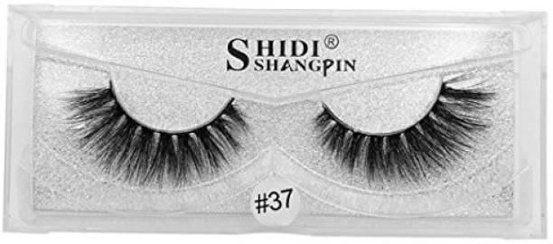 f629f080136 Honhui Real 3D Mink Fur Soft Long Natural Eye Lashes Makeup Thick False  Eyelash Extension