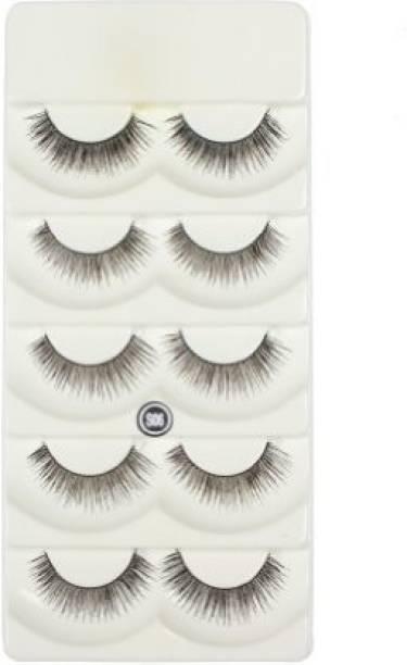 4ec17424f31 So Beauty 5 Pairs Shidi Shangpin Makeup Natural Fashion Long Fake False  Eyelashes Eye Lashes S06