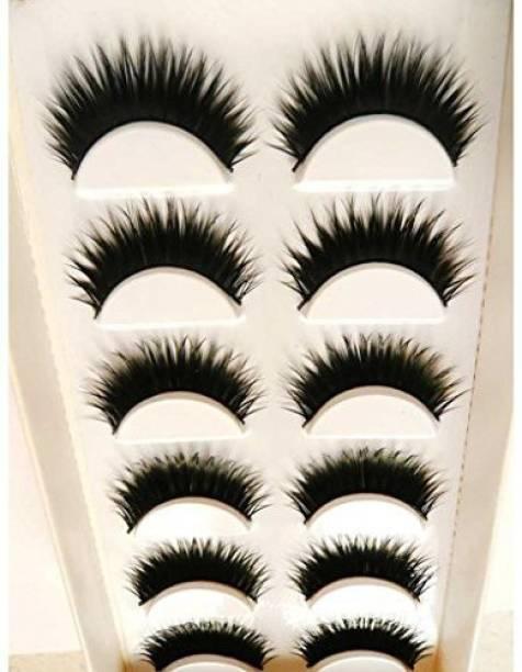 082d02fb71 Voberry Women Gril Lady 6 Pair Lot False Eyelashes Lashes Hot Eye
