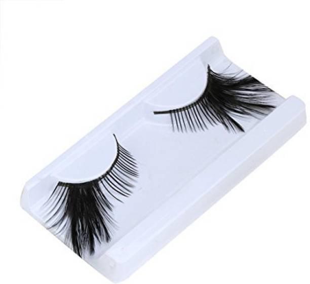 32274645052 Umfun False Eyelashes Women Fancy Soft Long Feather Eye Lashes Makeup Party  Club