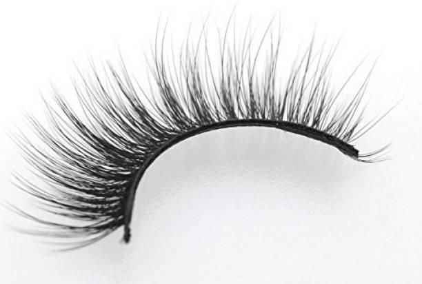 d1b205ca3f5 Genrc 3D Wispy 100 Hand Made Reusable Luxury Silk Crisscross Thick Charming  And Elegant False Eyelashes