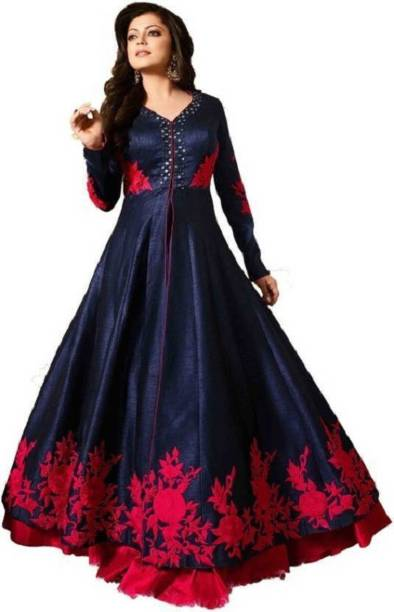 Brocade Gowns - Buy Brocade Gowns Online at Best Prices In India ... 80816e9f5