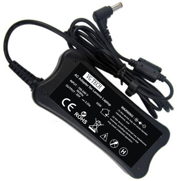 VGTECH Laptop Adapter G580 20V 3.25A Charger 65 W Adapter