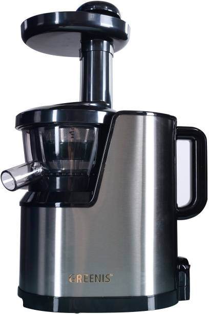 GREENIS F-9009 150 Juicer (1 Jar, Grey)