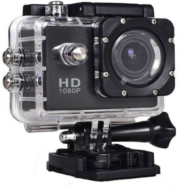 CALLIE 12MP 1080P Sports Hel Sports and Action Camera