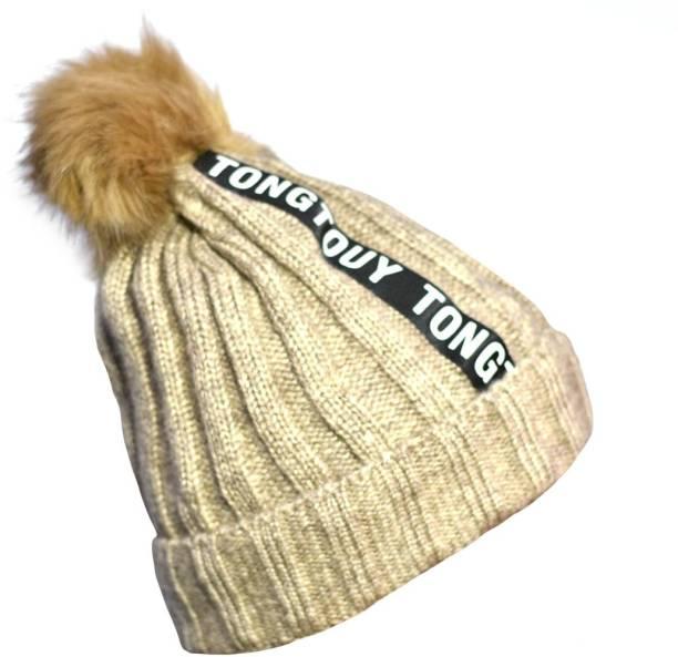 bcddcee4502 durgaenterprises Woolen Cap- Winter Wear- New Design- Unisex Beanie Cap