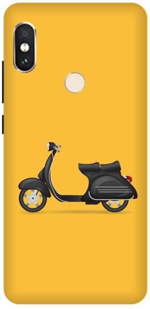 moco Back Cover for Redmi 6 Pro / Mi 6 Pro