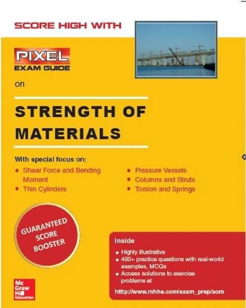 Strength of Materials, PIXEL- Exam Guide